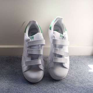 Stan Smith Grade School Shoes