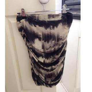 Country road Bandage Skirt