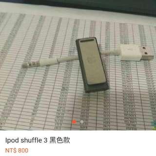 Ipod Shuffle 3  蘋果 Apple
