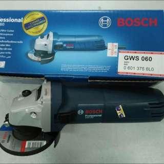 BOSCH GWS060 PROFESSIONALS ANGLE GRINDER