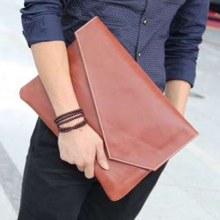 [INSTOCK] 💼 Plain Smooth Clutch