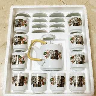 全新 超級陶瓷茶組 10+1