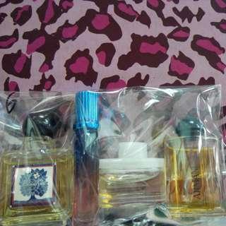 專櫃品牌外出攜帶式小香水(編號6)CD,蘭蔻,浪凡,紀凡希,CK,YSL,雅頓,Chloe,寶格麗,亞曼尼,克蘭詩....等等