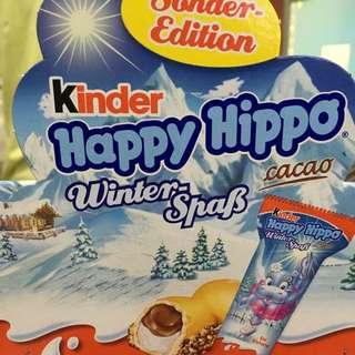 Kinder Happy Hippo 巧克力