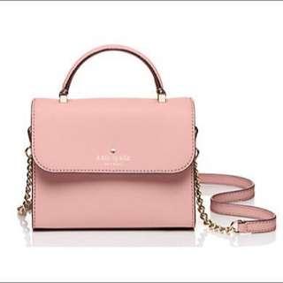 國際精品代購 美國潮流品牌Kate Spade New York 女孩氣質迷你肩背小包 現貨 正紅
