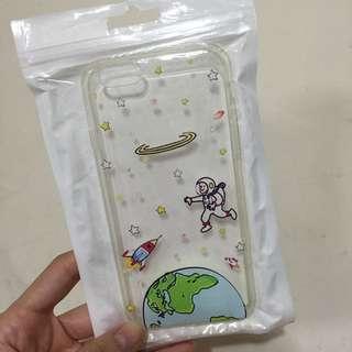 含運!iphone6外太空手機殼