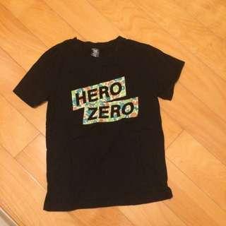 Hero Or Zero迷彩T