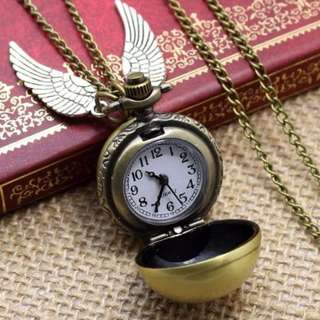Golden Snitch Watch (Harry Porter Collectable Item)
