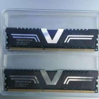 V-colour 16gb(2×8) Ram 1600MHz