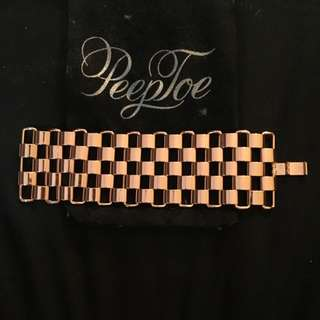 Rose Gold Braclet