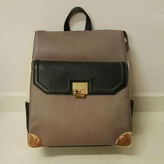 Last Call!! New Look Boxy Backpack