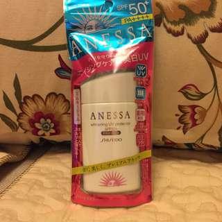 Anessa SPF 50+防曬乳