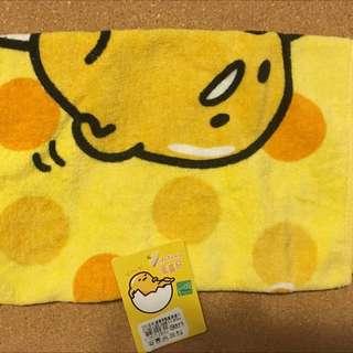 [正版] 蛋黃哥 美樂蒂 毛巾 (全新)