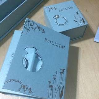 手鍊盒 戒指盒