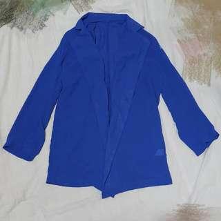 全新 雪紡紗類西裝薄外套