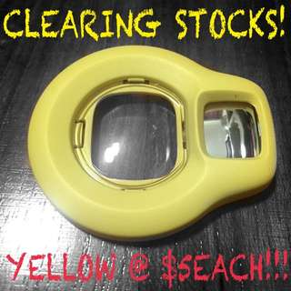 [SALE] Instax Mini 8 / 7s Close-Up Lens in YELLOW