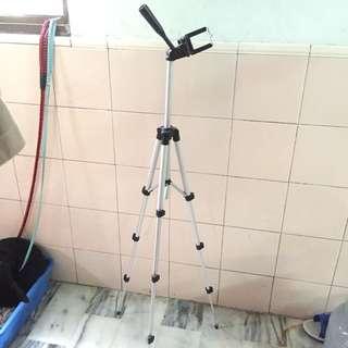 👉全新(買1送2)方便攜帶相機手機三角腳架