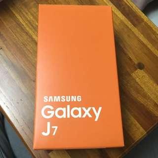 Samsung GALAXY J7金簡配(4g)(可議價)