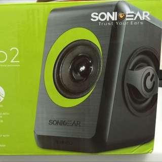 Brand New Speaker