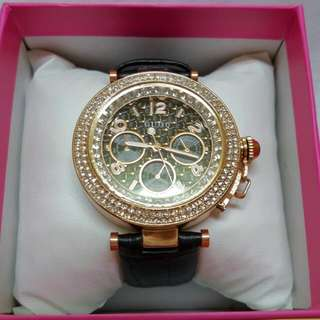 全新時尚水鑽錶💓