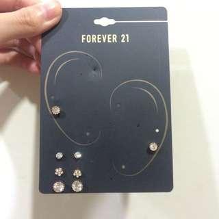 Forever21 耳環