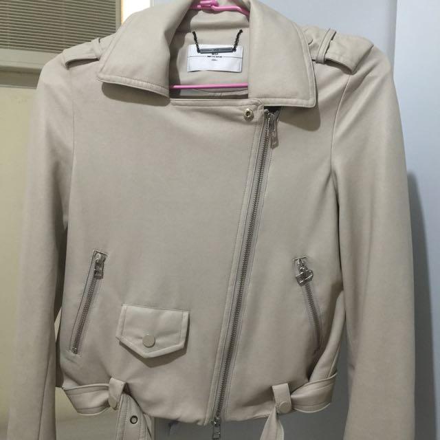 軟性皮外套
