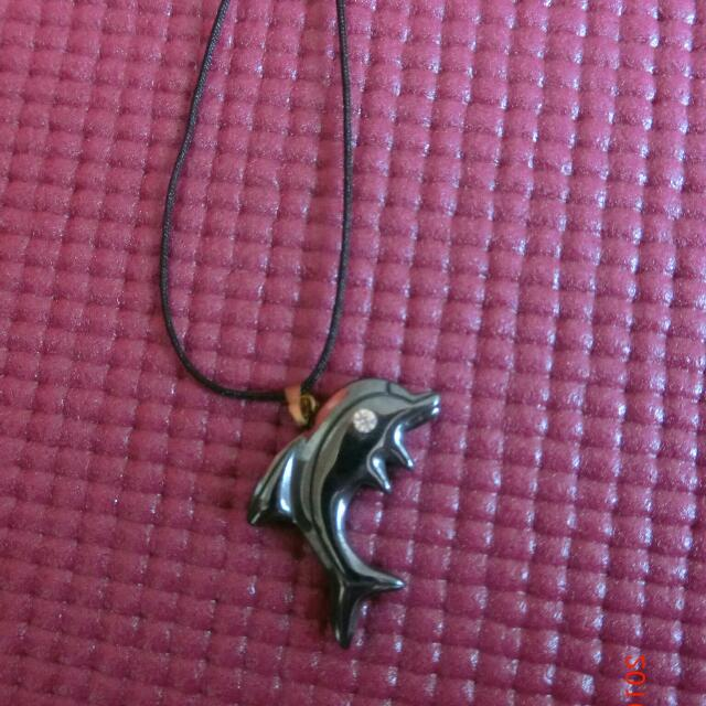 免費贈送 海豚項鍊🐬