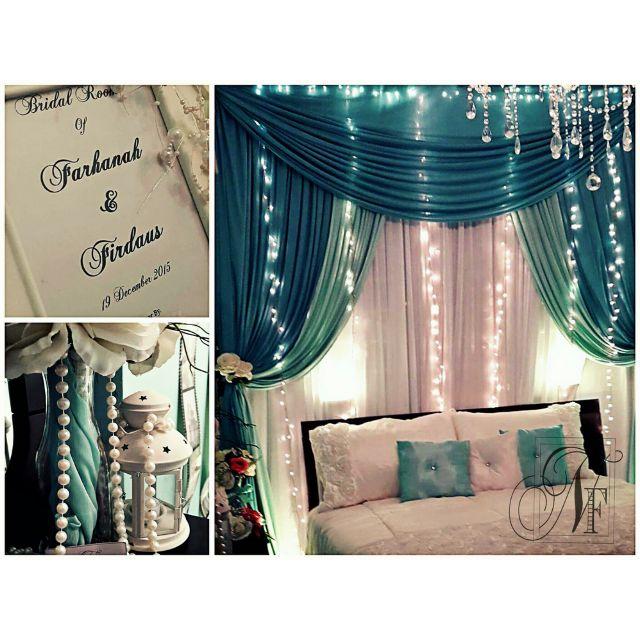 Bridal Room Decor Bilik Pengantin Pelamin Design Craft On Carou