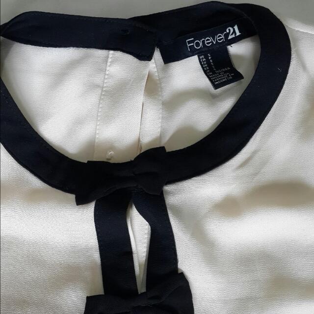 Chiffon Shirt FOREVER 21