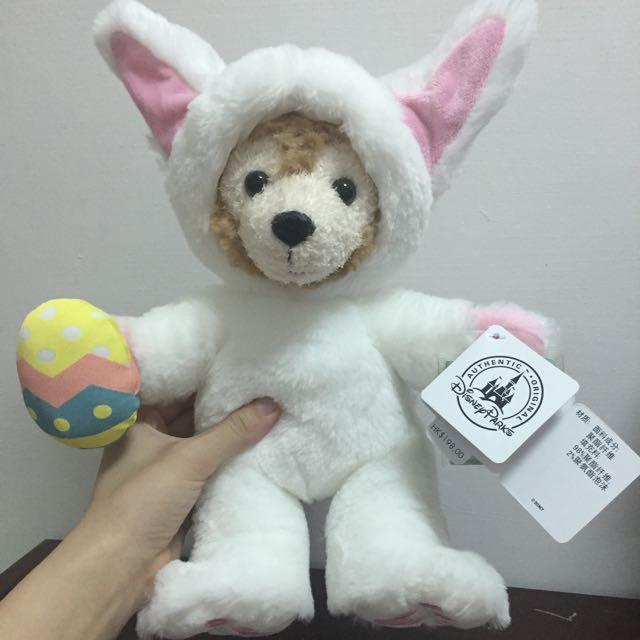 復活節Duffy 香港迪士尼 現貨 達菲