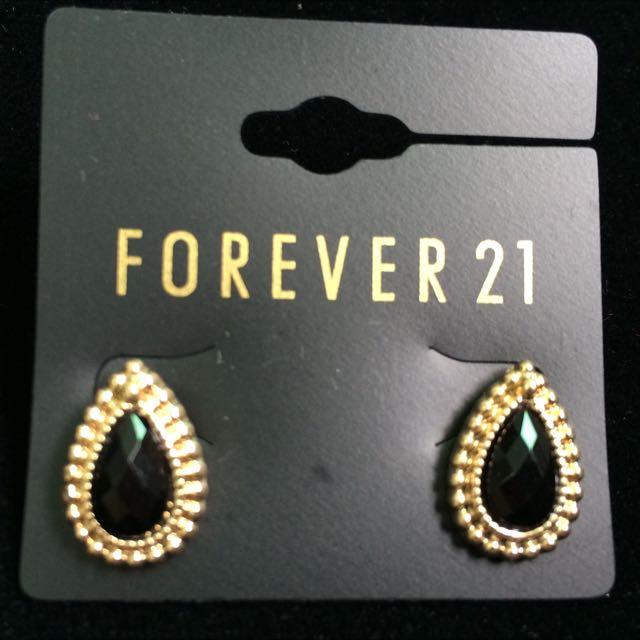 Forever21 耳針式耳環
