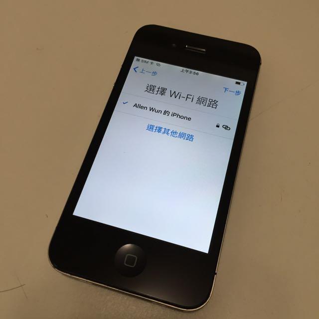IPhone 4s 女用機 功能皆正常 16G