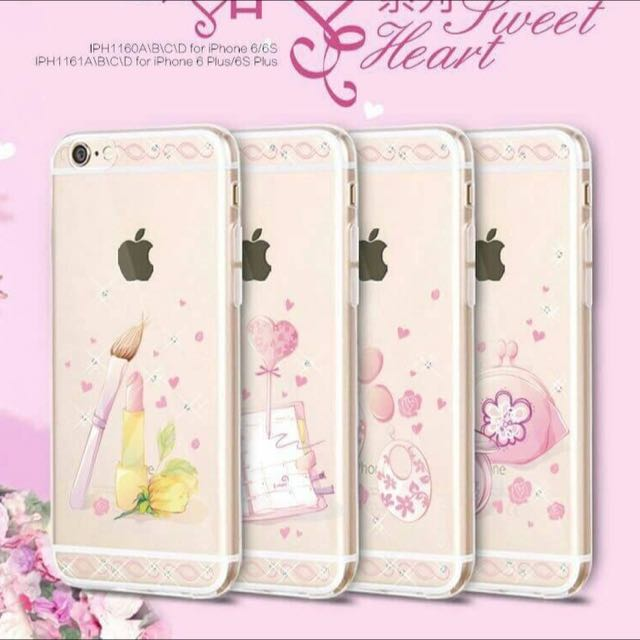 iPhone 軟殼 甜心系列
