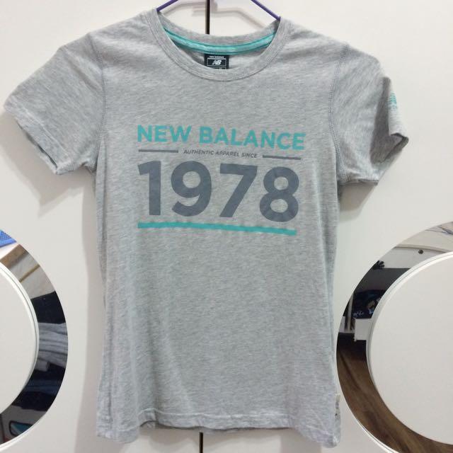new balance短袖上衣