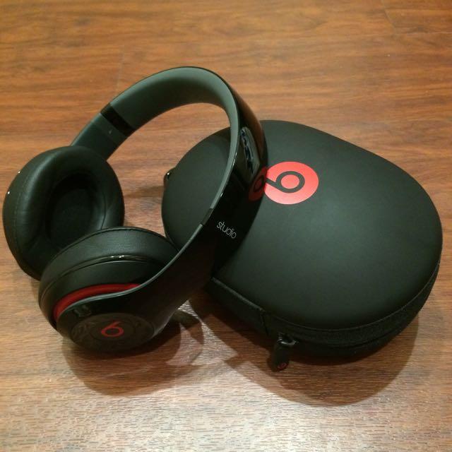 (大降價)New Beats Studio耳機