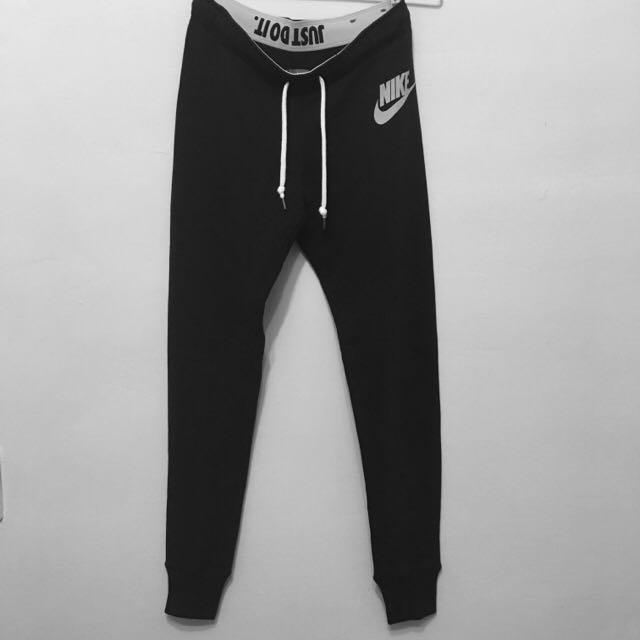 (保留)Nike縮口棉褲
