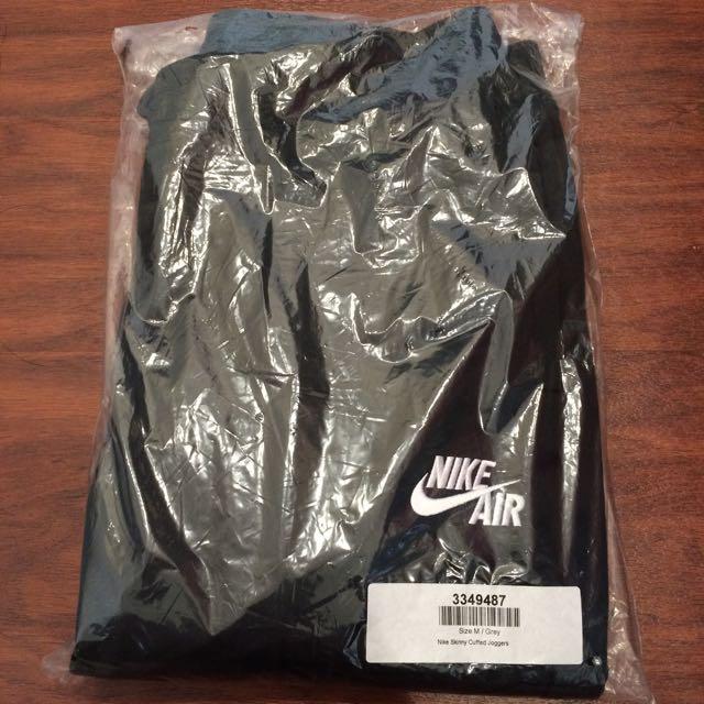 Nike 縮口棉褲