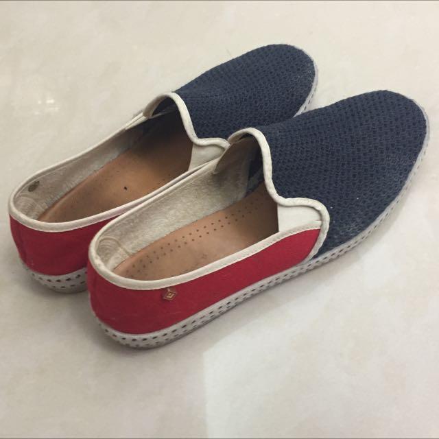 Rivieras 西巴牙 編織鞋 40