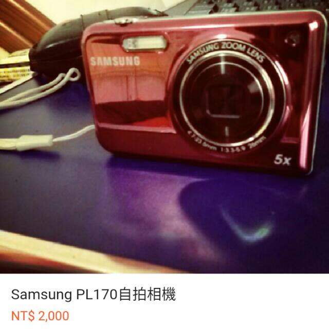 Samsung 自拍相機 Pl170