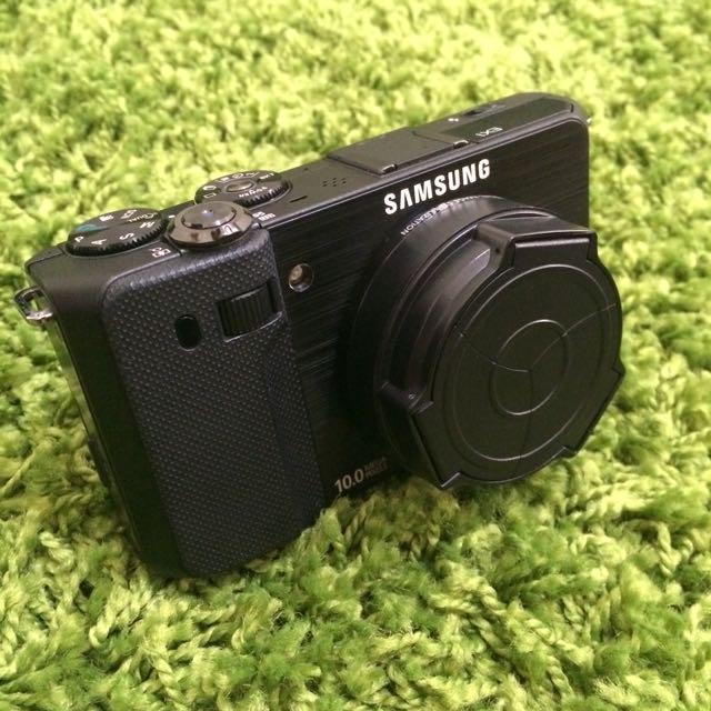 SAMSUNG EX1 類單相機 (黑)