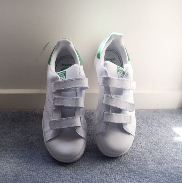 Stan Smith Grade School Shoes