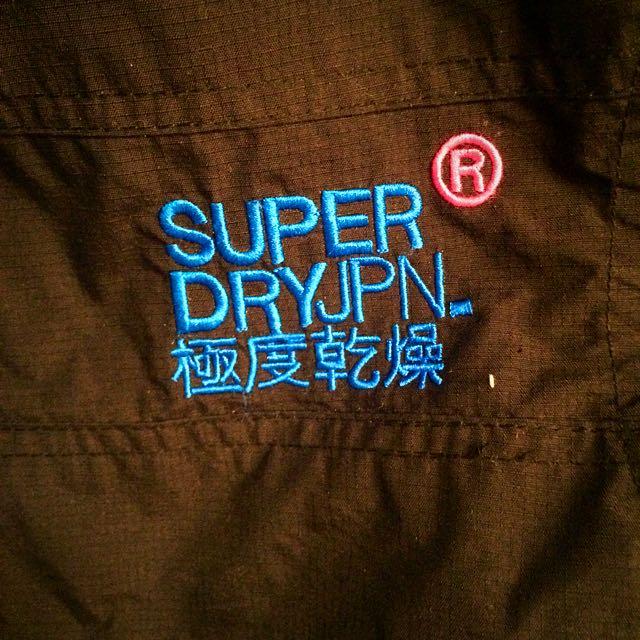 女生Superdry 風衣Xs