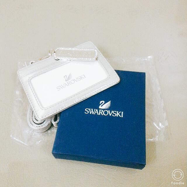 【全新🆕】SWAROVSKI施華洛世奇票卡夾