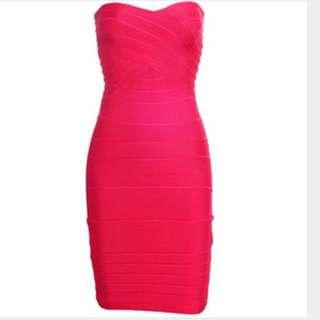 Must Go ! Bebe Bandage Dress              Chanel Herve Leger Hermes Prada Celine Zara H&m