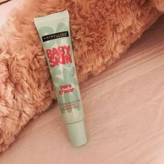 Maybelline's Baby Skin Pore Eraser