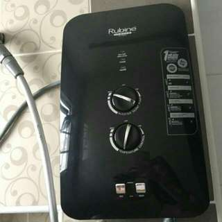 Water Heater (Rubine) Just Only Today Pro