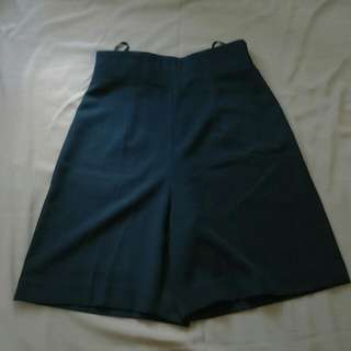 Unbranded Black Cullottes, Size S