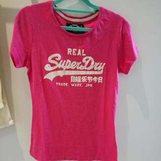 *Reserve*BNWT Authentic Super Dry T-Shirt