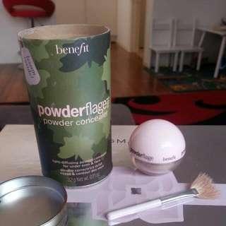 Benefit Powderflage 05