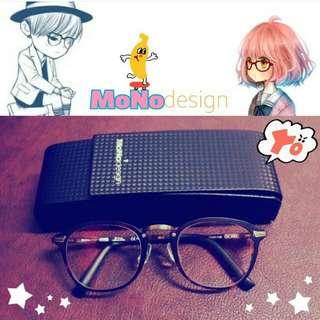 MoNo design 眼鏡【豹紋】